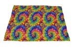 Couvertures lestées en molleton - L 1,07 m x l 76 cm - Petit - 2,3 kg - Multicolore