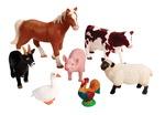 Ensembles d'animaux géants pour les tout-petits – Animaux de la ferme ens.-7