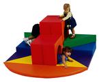Module à grimper avec tunnels The Children's Factory® Tunnels of Fun®