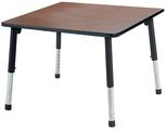 Table pour activités Classroom Select® Appolo® avec bordure moulée en T - 122 cm (Carré)