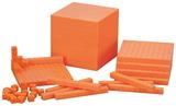 Ensemble base 10 imbricable - 1223 blocs