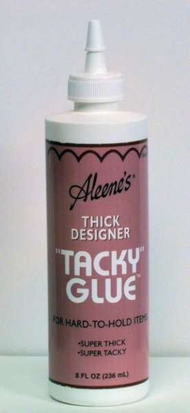 Colle forte Tacky Glue® d'Aleene's® - 8 oz liq. 236,6 ml Image