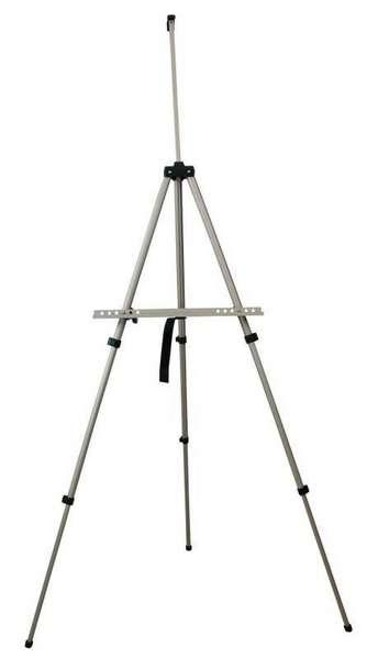 Chevalet téléscopique en aluminium - se pose sur la table ou le plancher Image
