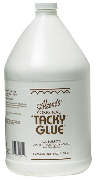 Colle forte Tacky Glue® d'Aleene's® - 3,8 l Image