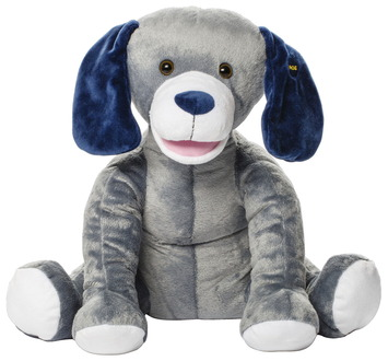 Peluches intéractives Bluebee Pals® - Hudson le chien Image