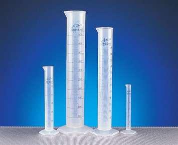 Cylindre gradué en polypropylène - 500 ml Image
