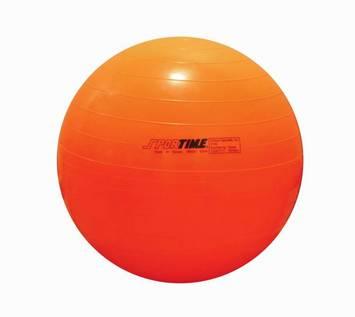 Ballons d'exercice économiques Sportime® - Ballon 55 cm (Orange) Image