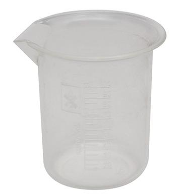 Béchers de polyméthylpentène - 50 x 2 ml Image