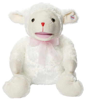 Peluches intéractives Bluebee Pals® - Lily l'agneau Image