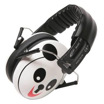 Coquilles antibruit Hush Buddy de Califone - Panda Image