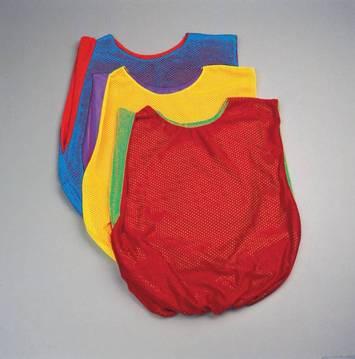 Maillots Dub-L-Scrim™ de Sportime® - Adulte, Vert/rouge Image