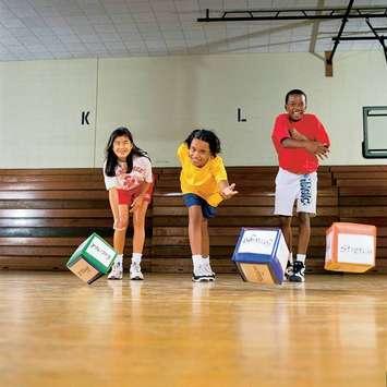 Cubes de mousse MoveCubes Image