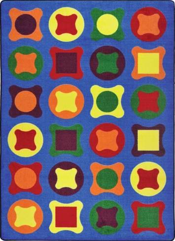 Tapis Perfect Fit™ Joy Carpets - 1,63 x 2,34 m Rectangulaire Image