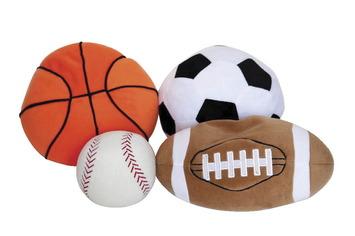 Ensemble de ballons de sport lestés - Ens.-4 Image