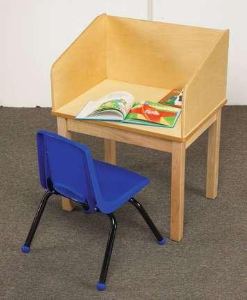 Cubicule de lecture Childcraft - H55,9cm Image