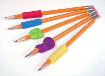 Bagues porte-crayon - (12) Mousse Image