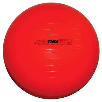 Ballons d'exercice économiques Sportime® - Ballon 75 cm (Rouge) Image
