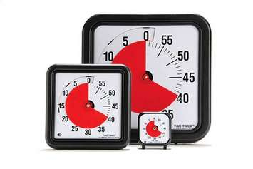 Minuterie auditive Time Timer® 8 cm Image
