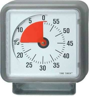 Minuterie auditive Time Timer® 20 cm Image