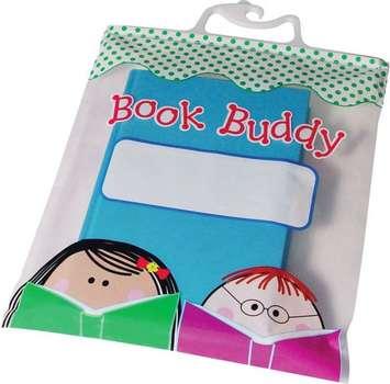 Sacs Book Buddy - 26,7 cm x 31,7 cm (10 1⁄2 po x 12 1⁄2 po) (qté. 6) Image