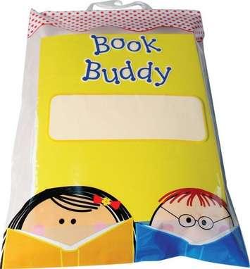 Sacs Book Buddy - 27,9 cm x 40,6 cm (11 po x 16 po) (qté. 5) Image