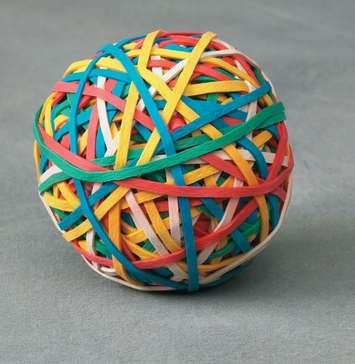 Balle d'élastiques School Smart Image