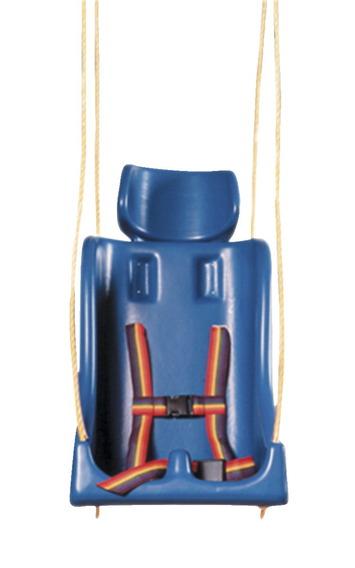 Sièges de balançoire particuliers - Adolescent (balançoire et corde) Image