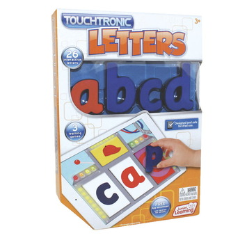Lettres Touchtronic Image