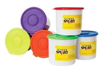 Pâte à modeler School Smart - (907 g) Ens. de couleurs assorties Image