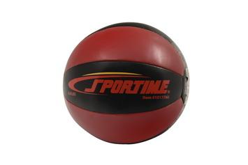 Ballon lesté Sportime® 19 cm, 2 kg, rouge Image