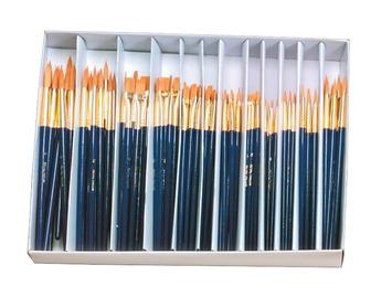Ensemble de pinceaux assorti Royal® - Taklon (ens.-144) Image
