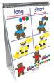 Série de tableaux réversibles Math Readiness - Positions opposées