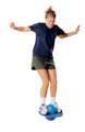 Ballon d'équilibre rebondissant
