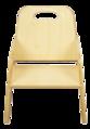 Chaises empilables pour tout-petits Bird-In-Hand® - Hauteur du siège 17,8 cm