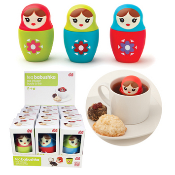 Babushka Tea Infuser picture