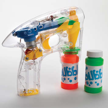 Bubble Blowing Gun picture