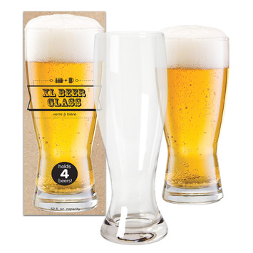 XL Beer Glass picture