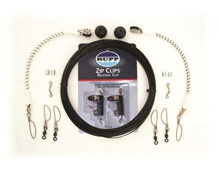 Single Rigging Kit w/ Zip Clips - Black Mono picture
