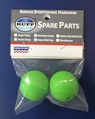 GREEN Nylon Outrigger Stop - Pair