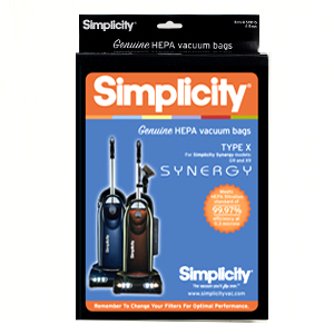 Synergy Genuine HEPA Media Vacuum Bags picture