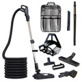 Deluxe Central Vacuum Kit