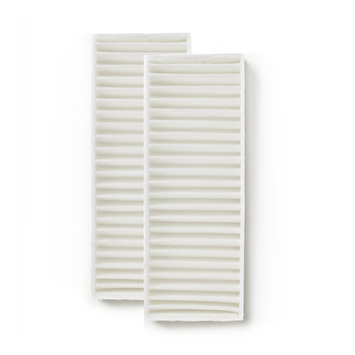 Central Vacuum HEPA Pleated Filter Fits Models SPU-BF40, 60 and 100 picture
