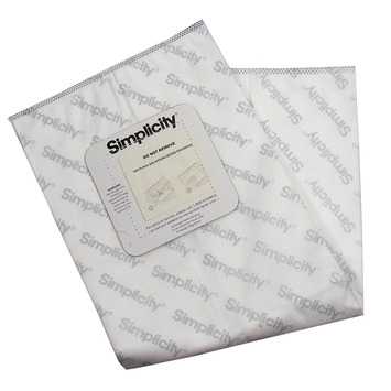 Central Vacuum Heavy Duty HEPA Media Bags for BF100 and SCU-H11 picture