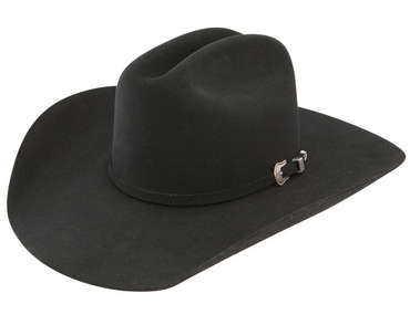 THE CHALLENGER - BLACK - SHOVEL BRIM picture