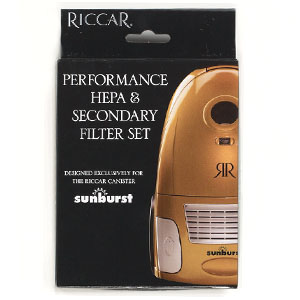 HEPA and Secondary Filters for Sunburst picture