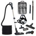 Central Vacuum Premium Kit