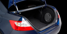 Honda Civic Stealthbox
