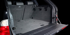 BMW X5 Stealthbox installation