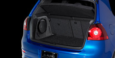 VOlkswagen GTI Stealthbox