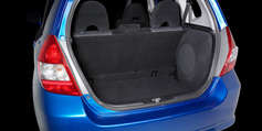 Honda Fit Stealthbox